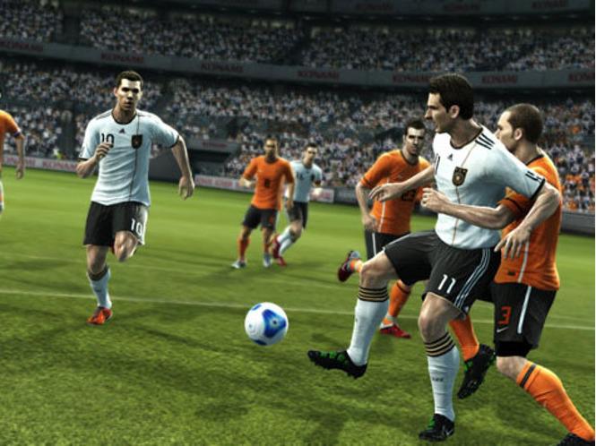 Скачать Pro Evolution Soccer 2012 (2011/Rus/Eng/De/Repack by Dumu4) (3,85 Г