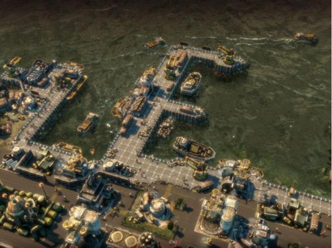 Скриншот Anno 2070 Deluxe Edition 9 DLC + Addon Deep Ocean (2011/PC/Р
