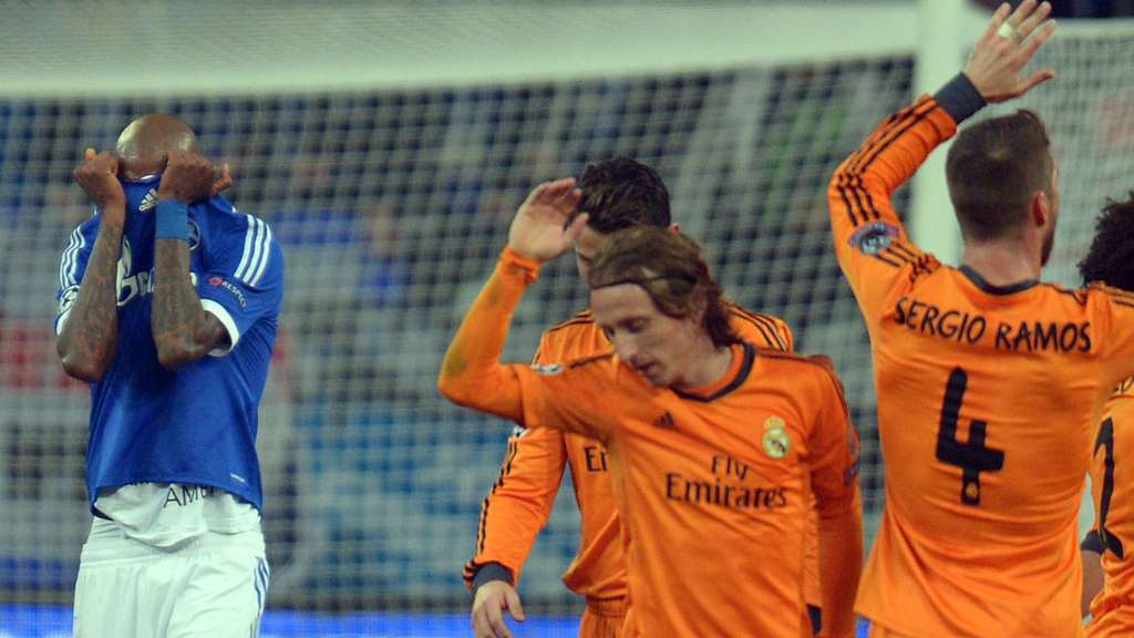 Schalke 04, Real Madrid