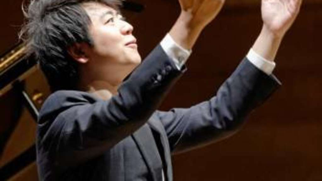 Applaus für den Piano-Star: Lang Lang in Essen.
