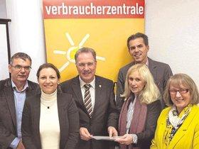 Energieberatungsstelle für Lüdenscheid, Halver, Schalksmühle und Herscheid ... - Meinerzhagener Zeitung