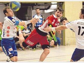 Handball: Gäste nach Niederlage frustriert - Meinerzhagener Zeitung