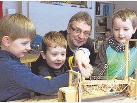 Tag der offenen Tür der Primusschule in Schalksmühle - Meinerzhagener Zeitung