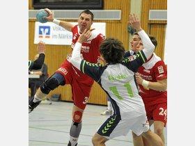 Handball, 3. Bundesliga West: Die SG Schalksmühle-Halver verlängert den ... - Meinerzhagener Zeitung