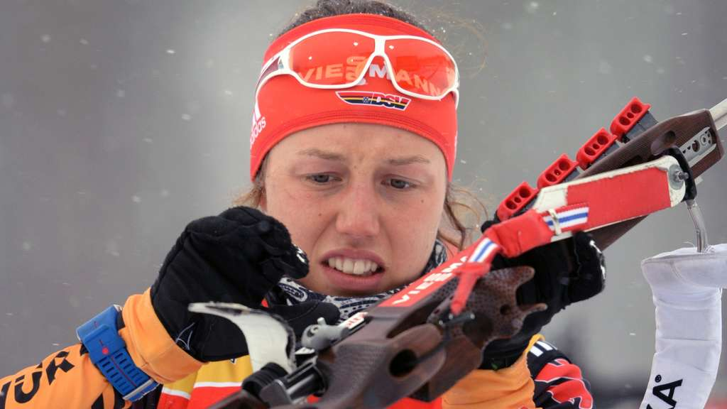 Biathlon-WM, Laura Dahlmeier