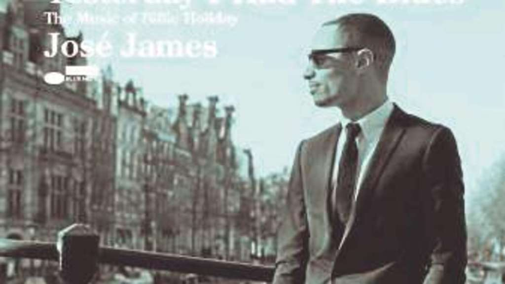 Neue CD: José James: Yesterday I Had The Blues