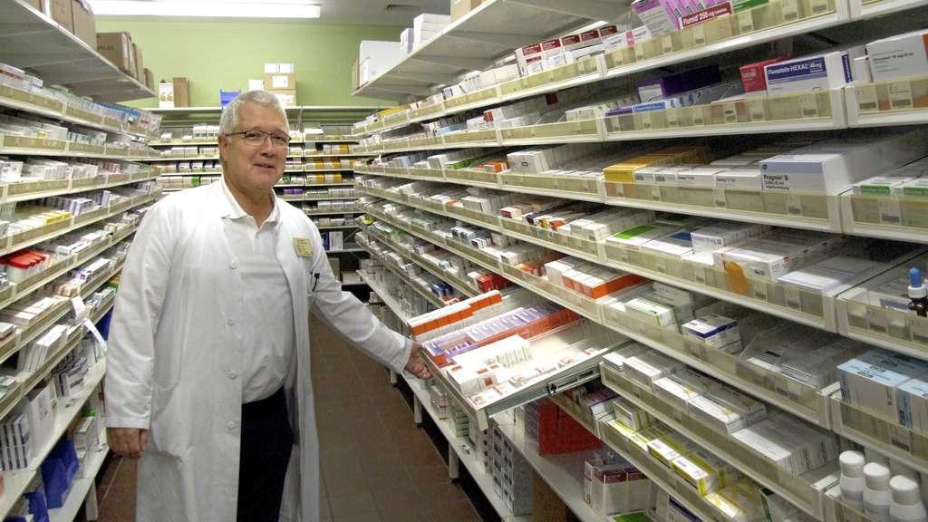 Serie zum Klinikum L�denscheid - Die Zentralapotheke | L�denscheid