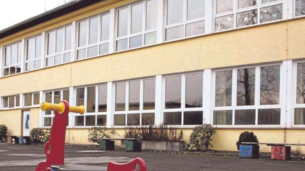 In der ehemaligen Schule an der Susannenhöhe werden 150 Flüchtlinge untergebracht.