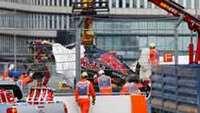 Nach Horror-Crash: Carlos Sainz darf in Sotschi an den Start