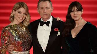 Spectre: James Bond Premiere in London - Bilder