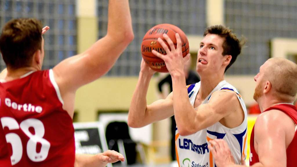 Basketball Oberliga TV Gerthe Dateiname: sls1509baskets_Schneider03