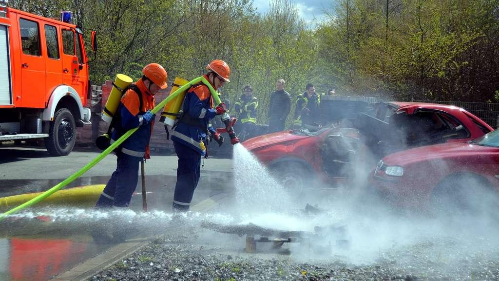 Tag der offenen Tür FeuerwehrFoto: Constanze Raidt