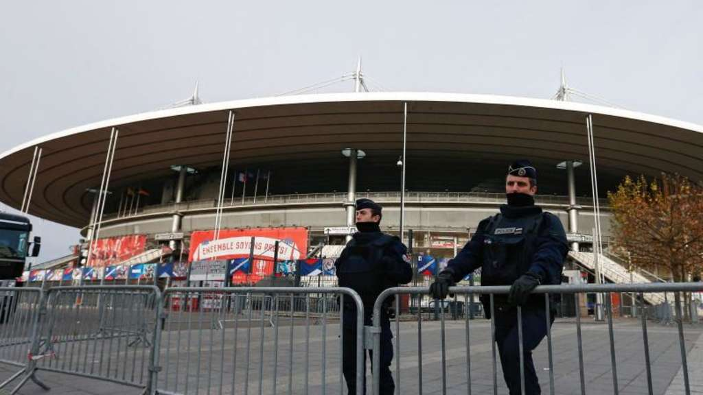 Das Stade de France in Paris. Foto: Laurent Dubrule