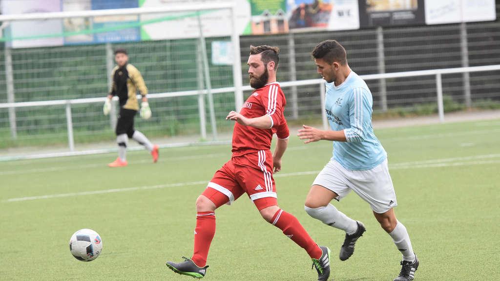 Julian Kroll kämpft nach elf Jahren beim VfB Altena nun um einen Stammplatz im Landesliga-Team der FSV Werdohl.
