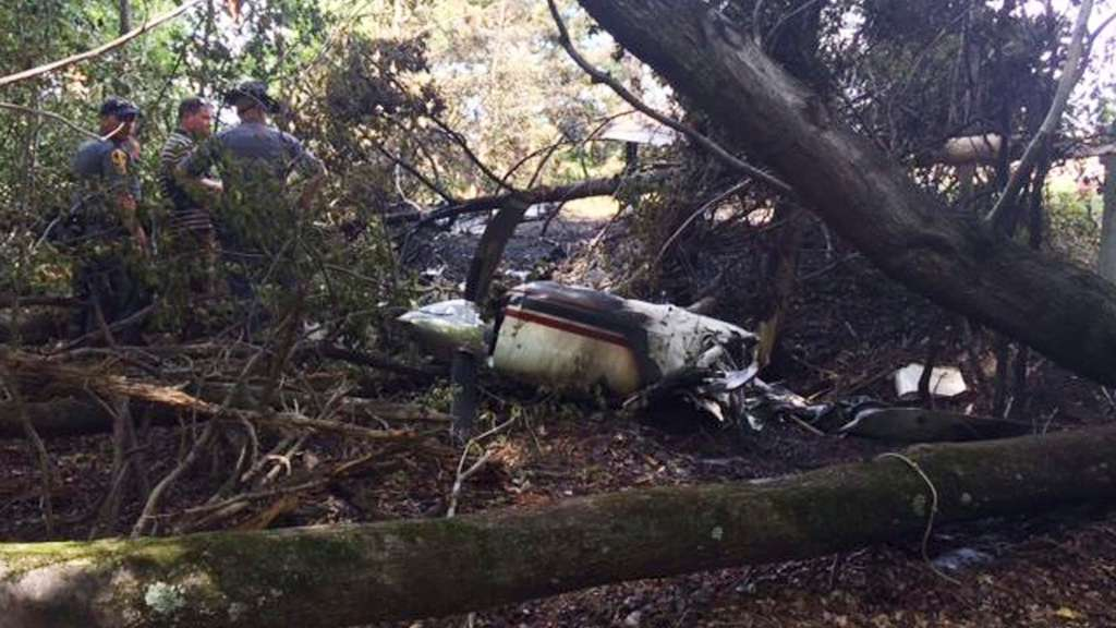 Six people killed after plane crashes near Shannon Airport in Vir