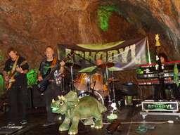 German Kultrock in Balver Höhle mit Jane, Aphodyl, Kadavar, Pothead, Cryptex und Staub