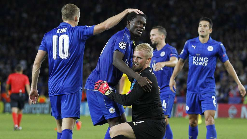 Leicester City, Champions League