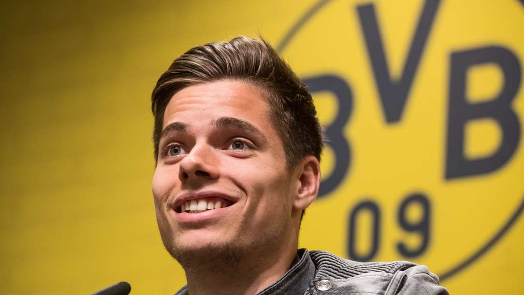 BVB Real Madrid Julian Weigl