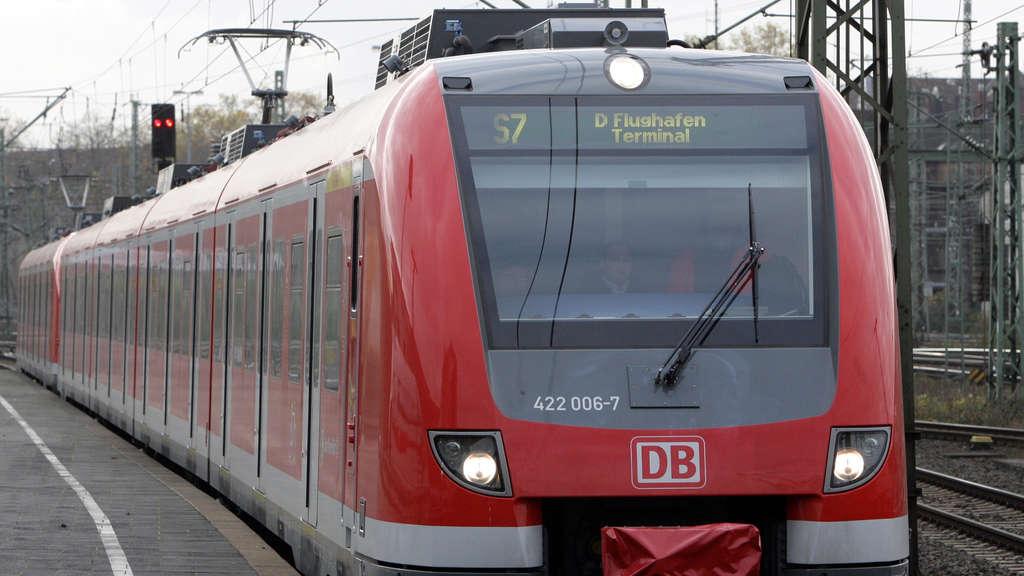 Ab Mittwoch Einschränkungen im S-Bahn-Verkehr