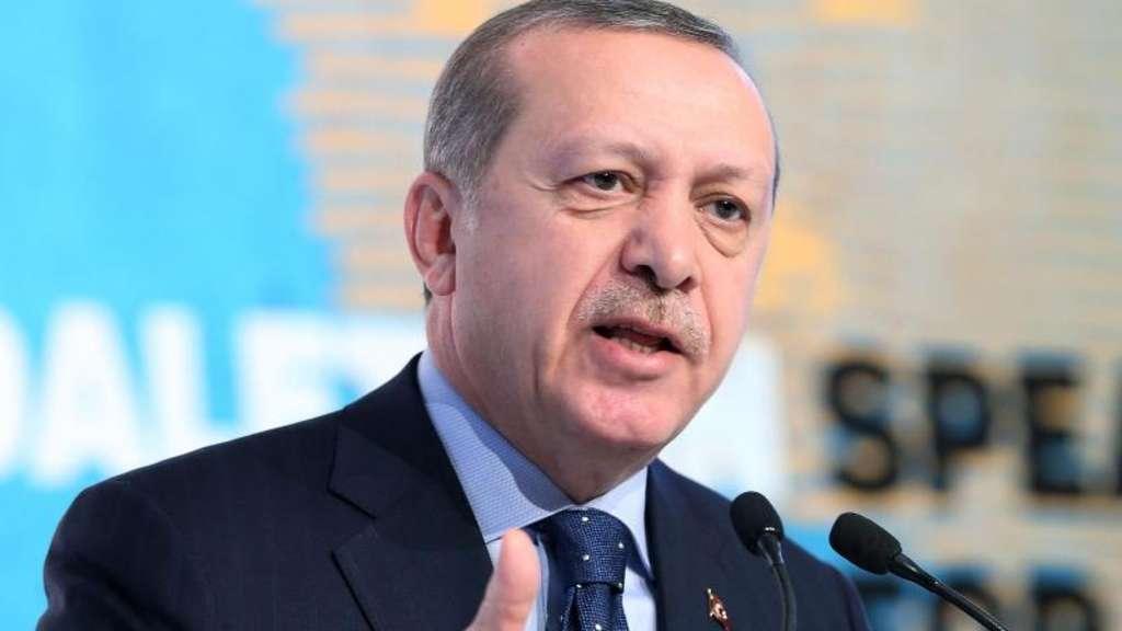 Erdogan ruft zum Verkauf von Devisen auf