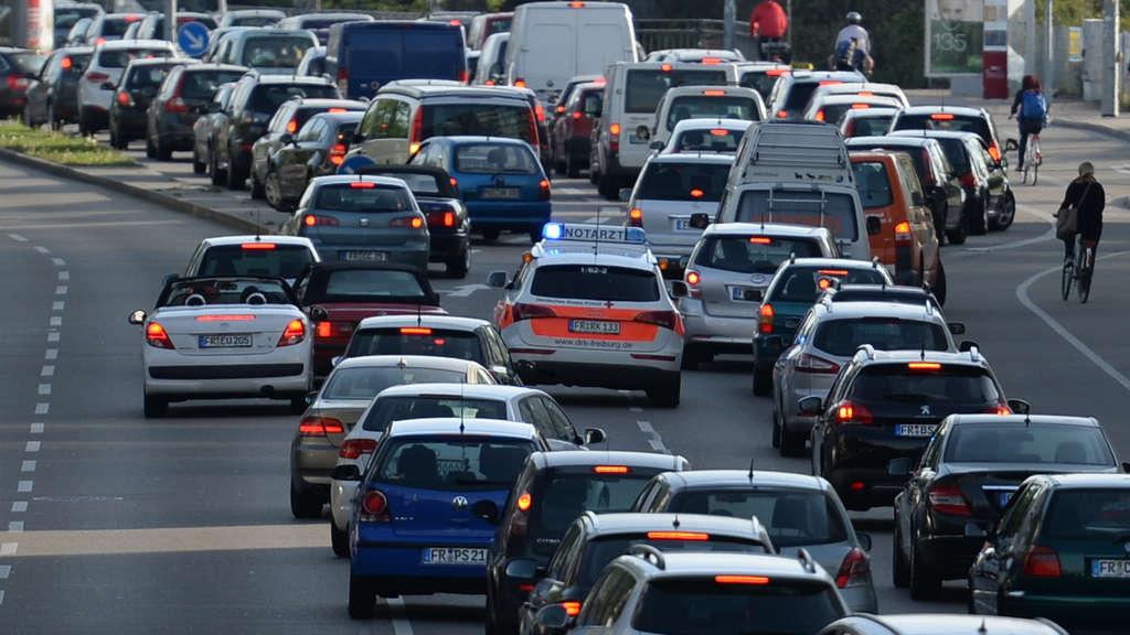 City-Maut: Kommunen sollen Abgabe für Autofahrer erproben können
