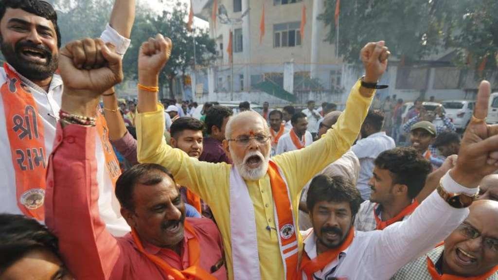Indisches Gericht spricht heiligen Ort in Ayodhya den Hindus zu