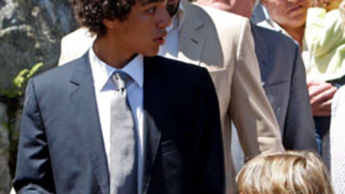 Boris Becker Lilly Kerssenberg