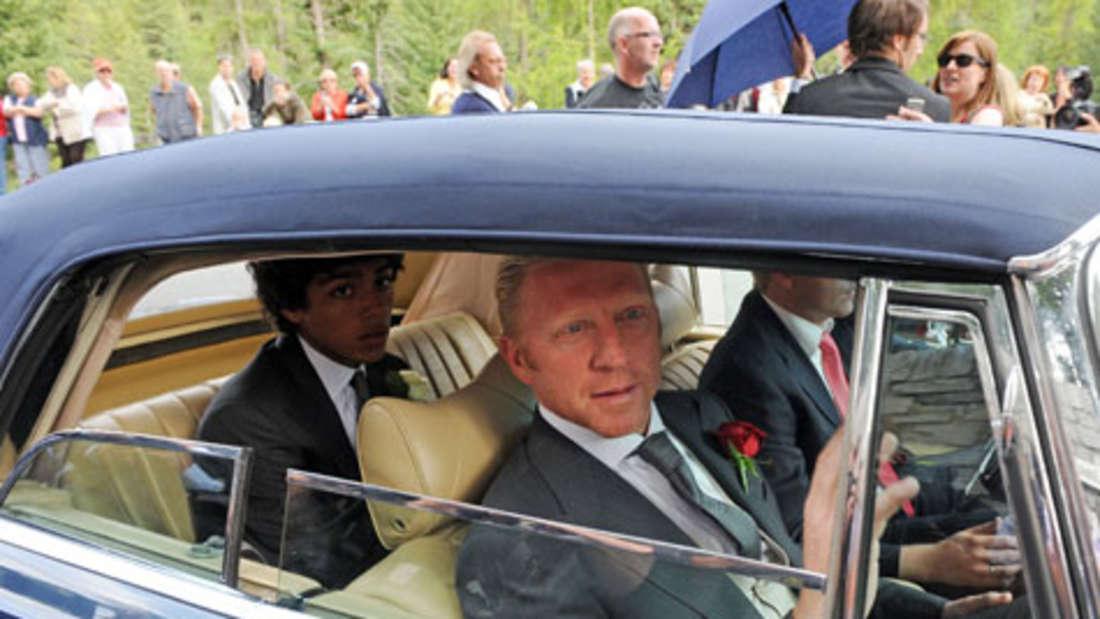 Boris Lilly Hochzeit