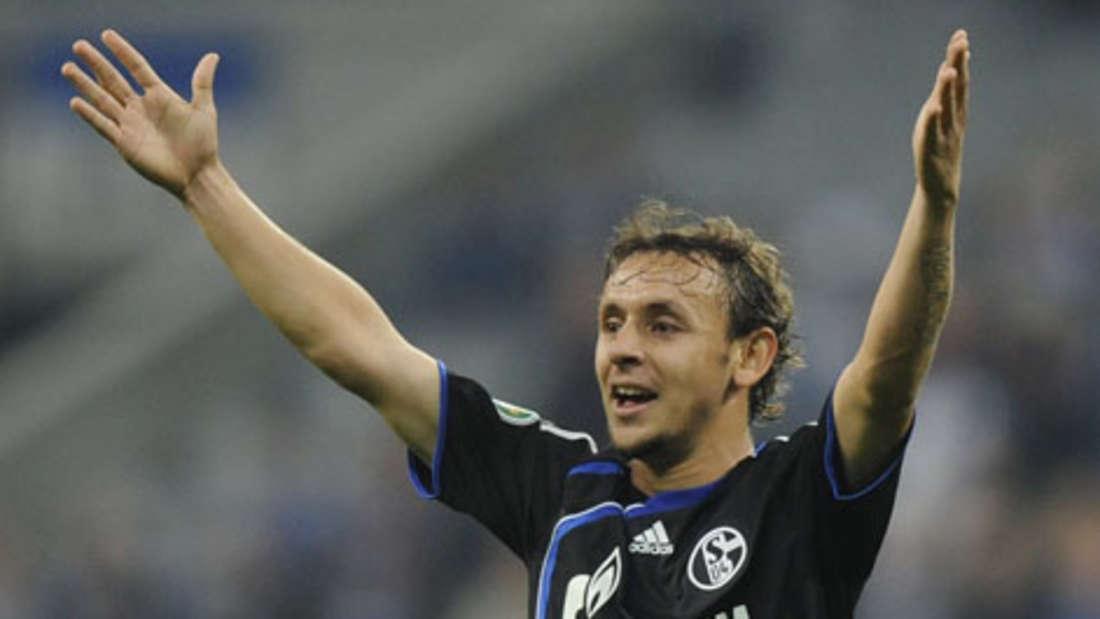 Rafinha bleibt vorerst beim FC Schalke 04
