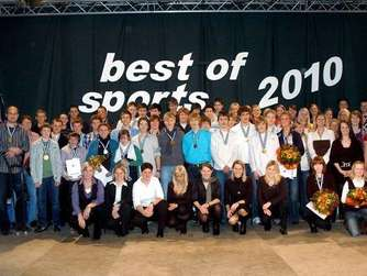 Best of sports 2010