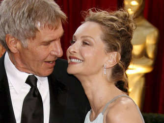 Harrison Ford heiratet Calista Flockhart