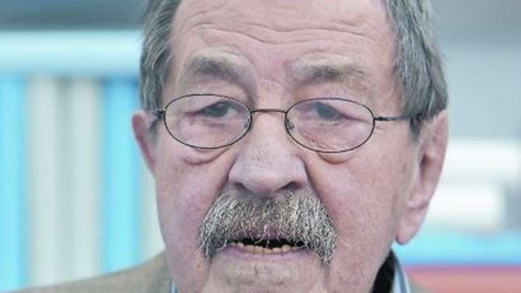 Günter Grass liest am 25. September in Lüdenscheid.