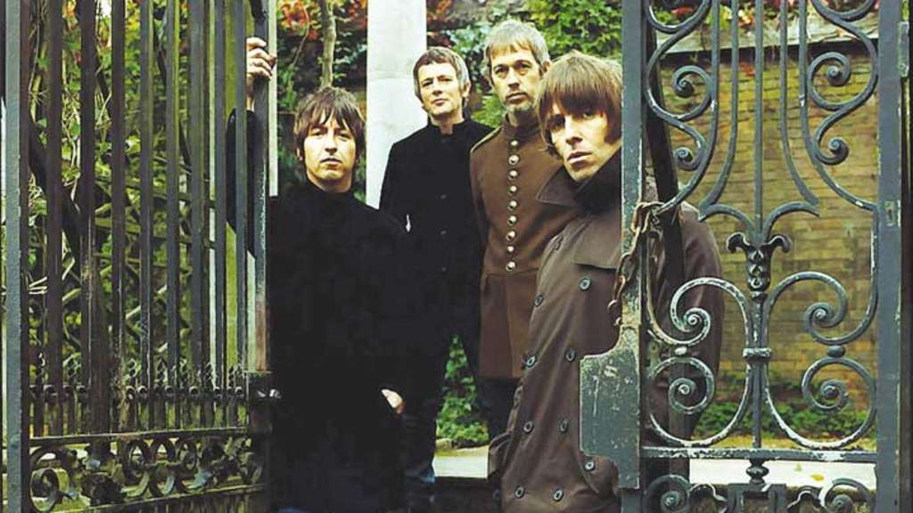 Beadyeye Liam Gallagher