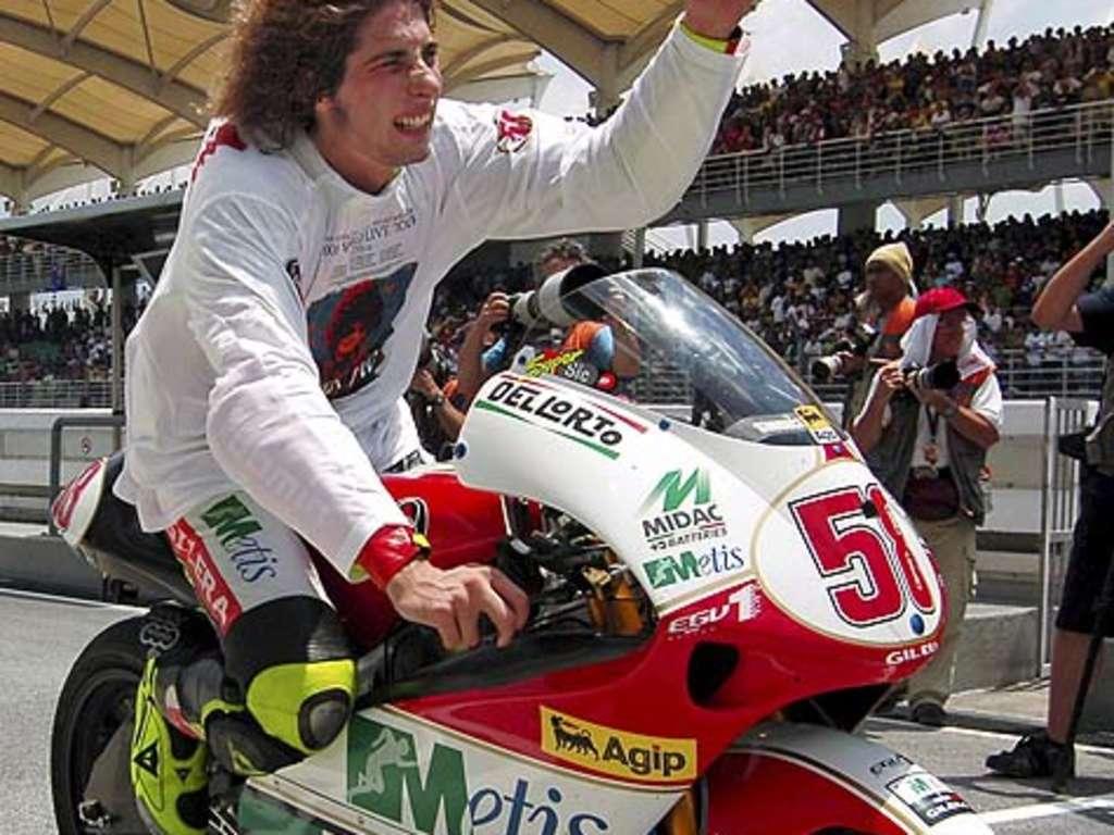 AJSJ Memento Moto Gp Motorfiets Italienischer Rennfahrer 58 Simoncelli San Carlo Baseballm/ütze Hiphop F/ür M/änner Freizeit Gorras H/üte