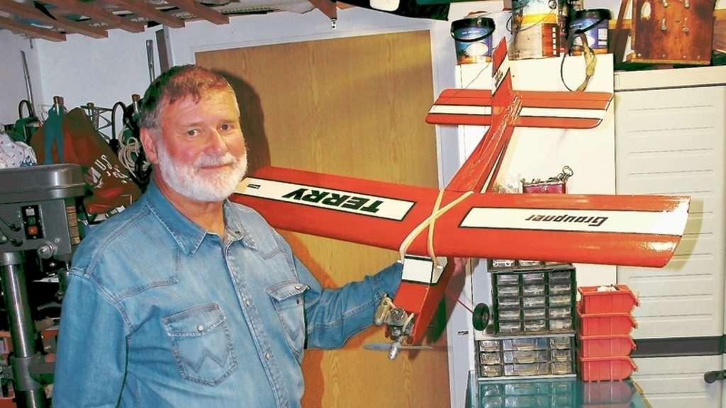 Gerd Nolte aus Nachrodt-Wiblingwerde baut seit 30 Jahren ...