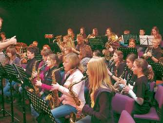 "Workshop mit ""Jazz for beginners"""