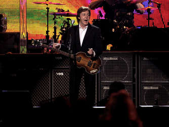 Bilder: Diese Stars ehrten Paul McCartney