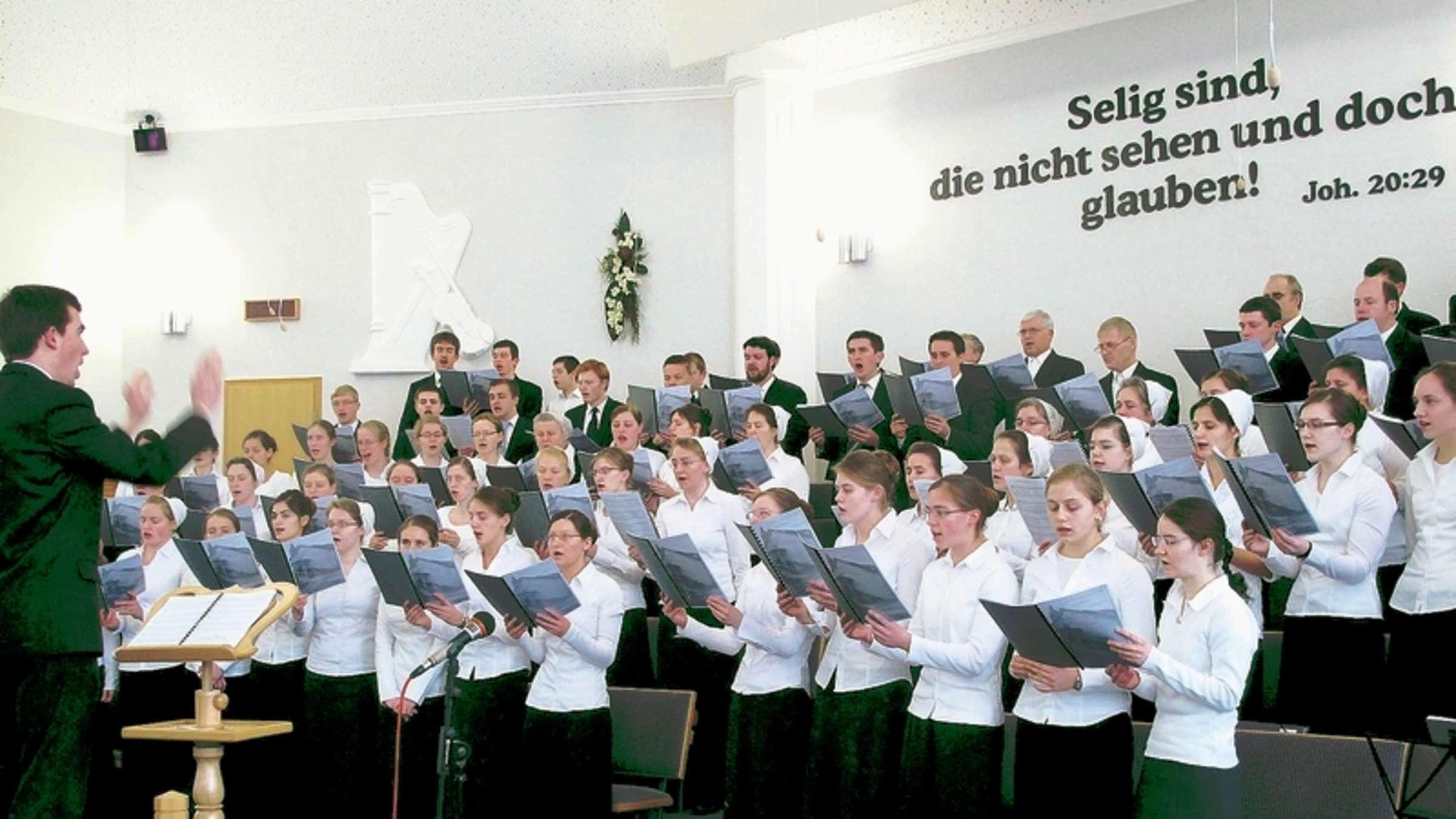 Evangeliums christen baptisten gemeinde