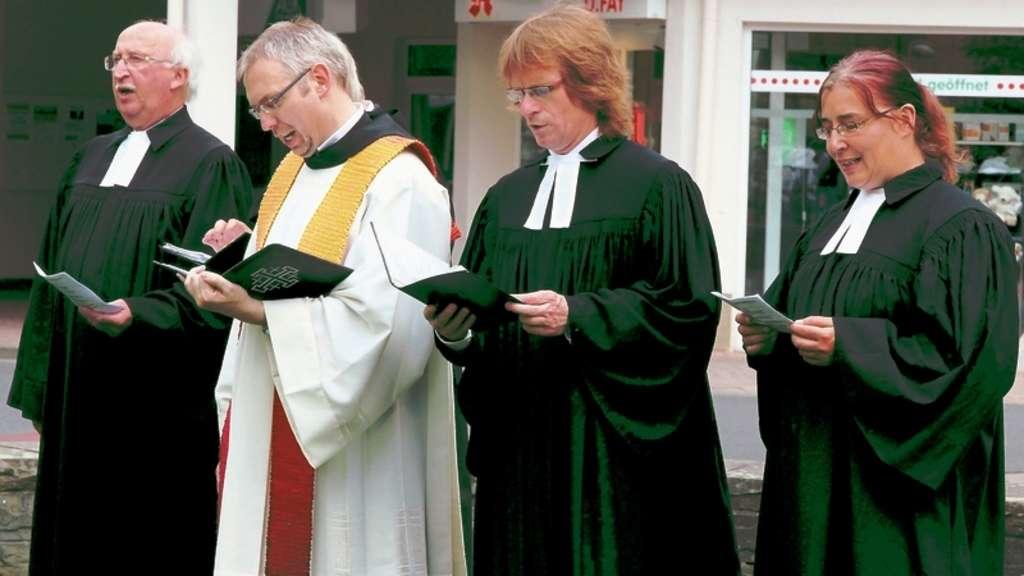 Katholische Pfarrerin