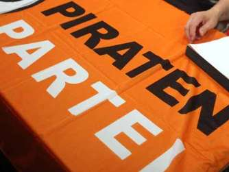 Piraten küren Bundestags-Kandidaten in Meinerzhagen