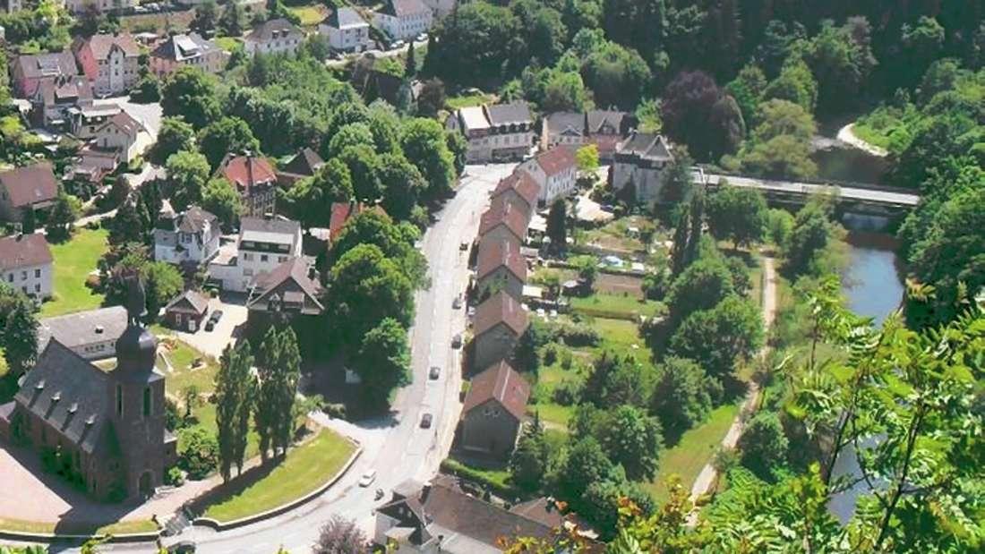 Zwischen Rastatt und Lennebrücke will die Gemeinde mit Unterstützung des Landes bis Ende 2014 fast 280.000 Euro investieren.