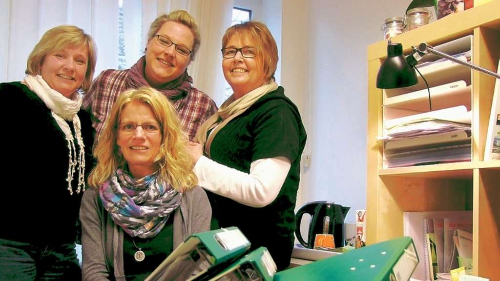 Team von vier Schwestern und sieben Ärzten versorgt 170 Patienten ...
