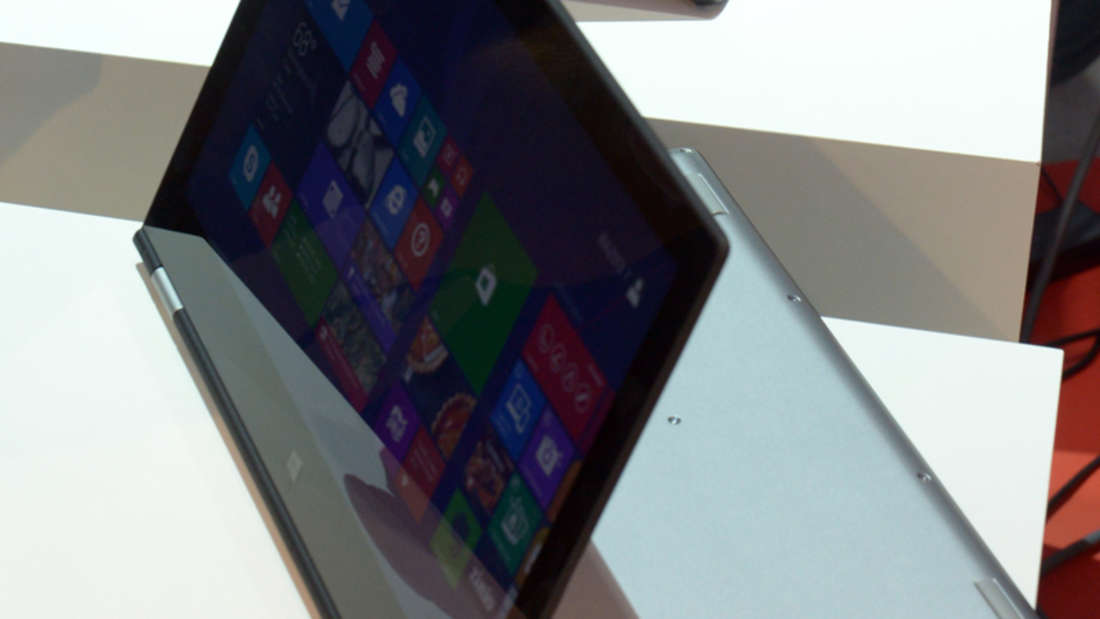 IFA Laptop Tablet