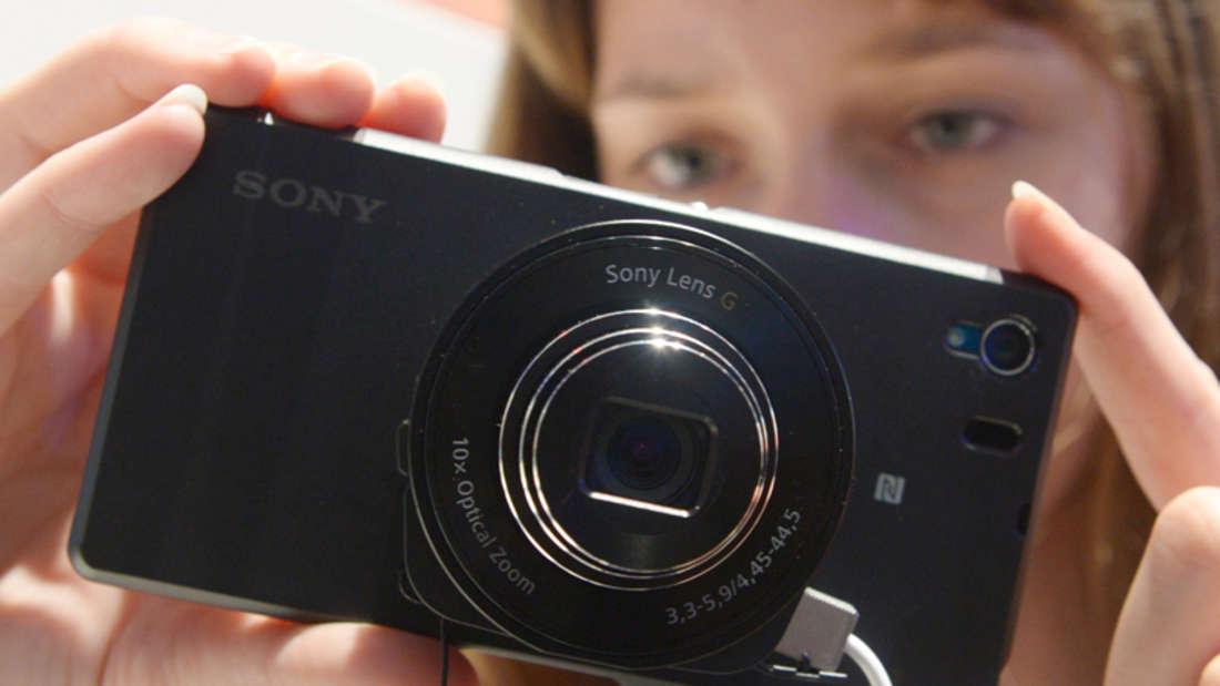 IFA Cypershot-Kamera