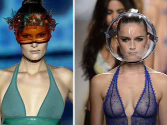 So transparent ist die Fashion Week in Madrid