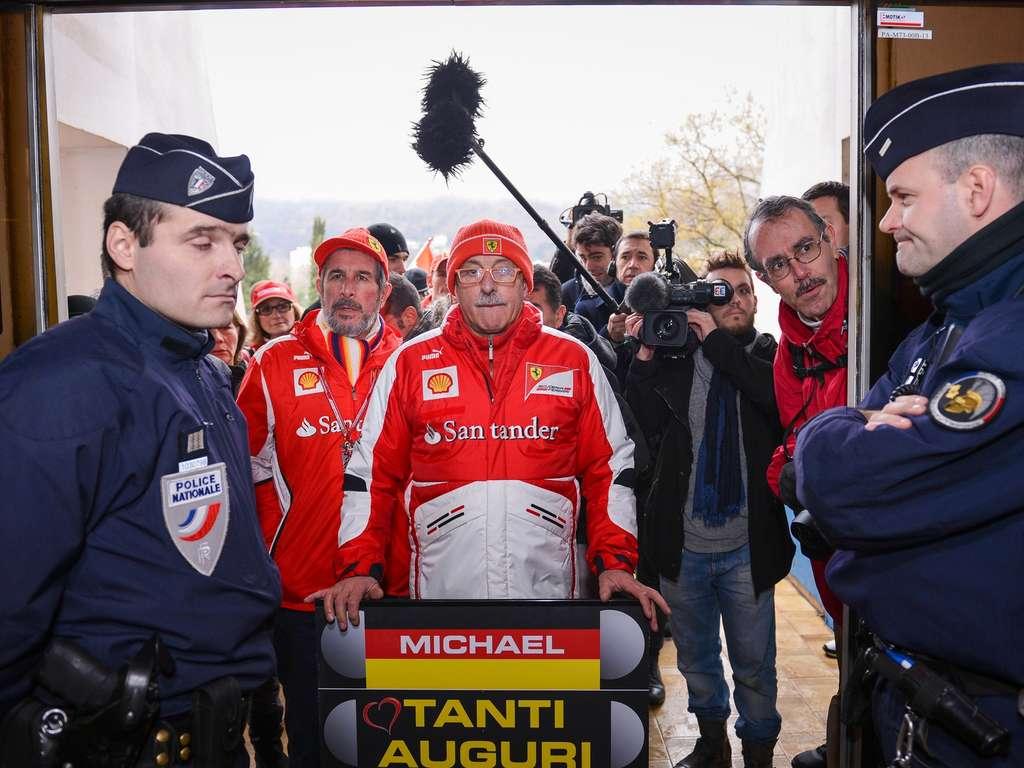 So Hoffen Die Fans An Michael Schumachers 45 Geburtstag Sport Mix