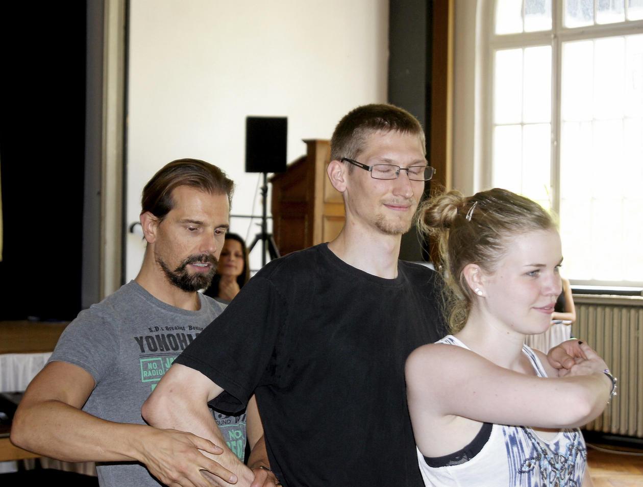 Profitänzer Stefan Erdmann gibt Workshop in Altena | Altena