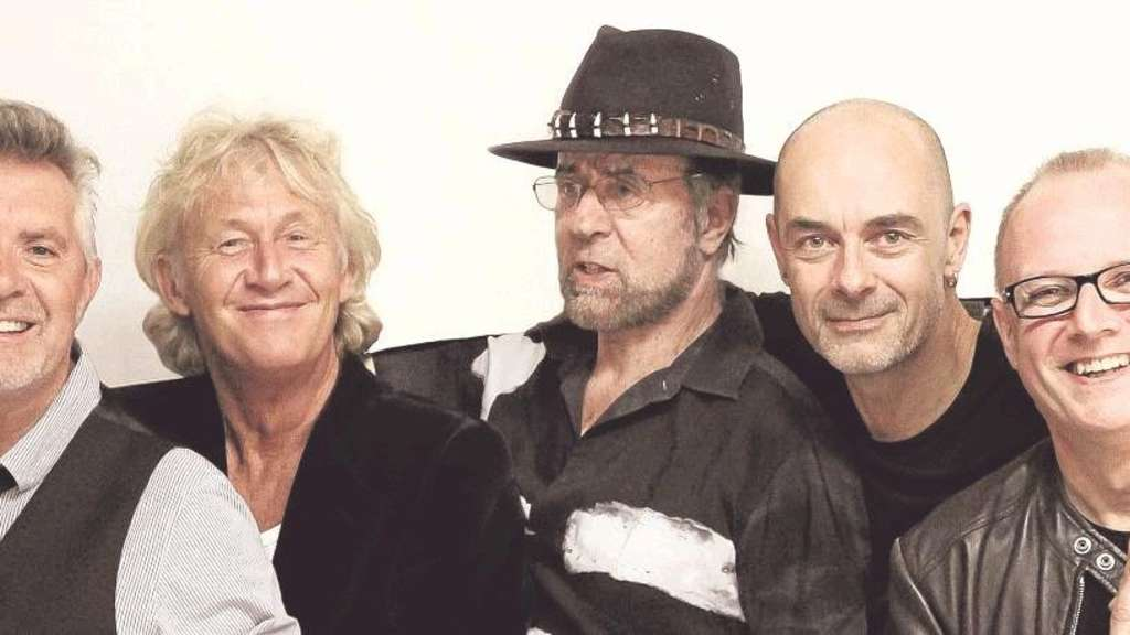 Manfred Mann's Earth Band spielt beim Christmas-Rock.