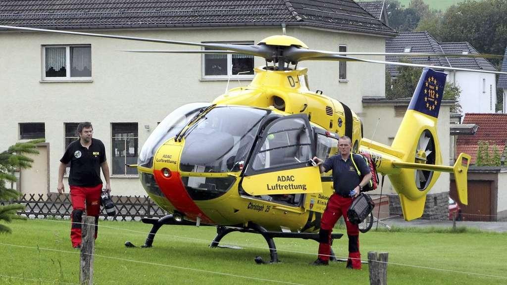 Hubschraubereinsatz Regensburg