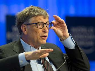 Bill Gates spendet 500 Millionen Dollar